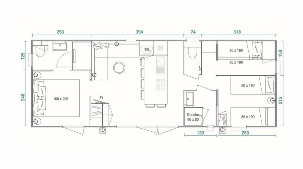 plan mobil-home premium