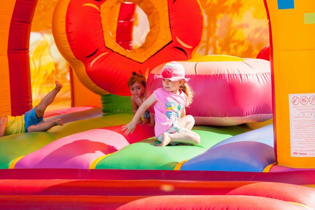 structure gonflables pour enfants