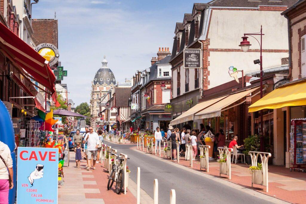 rue de houlgate