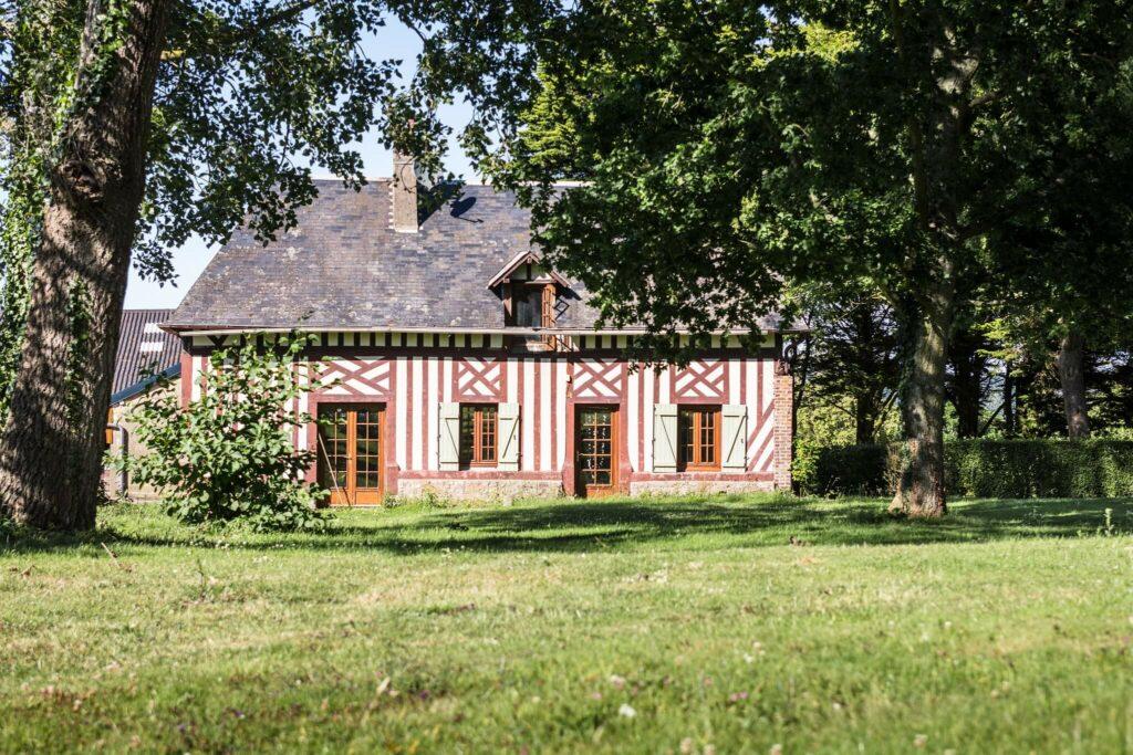 vieille maison normande